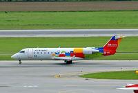 S5-AAI @ LOWW - Canadair CRJ-200LR [7248] (Adria Airways) Vienna-Schwechat~OE 12/09/2007