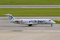 S5-AAH @ LOWW - Canadair CRJ-100LR [7032] (Adria Airways) Vienna-Schwechat~OE 12/09/2007
