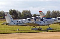 OK-XOF @ LKTB - Zlin Z.43 [0110] (Blue Sky Service) Brno-Turany 09/09/2007