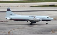 N171FL @ MIA - IFL Group Convair 580