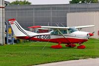 OE-DGB @ LOWW - Cessna 182P Skylane [182-61104] Vienna-Schwechat~OE 13/09/2007