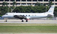 N195PA @ PBI - Phoenix Air G1 - by Florida Metal