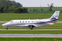 OE-GEG @ LOWW - Cessna Citation Excel S [560-5529] (Jet Alliance) Vienna-Schwechat~OE 13/09/2007