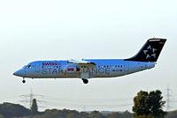 HB-IYV @ EDDL - BAe 146-RJ100 [E3377] (Swiss European Air Lines) Dusseldorf~D 15/09/2007