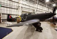 N1671 - Preserved inside London - RAF Hendon Museum - by Shunn311