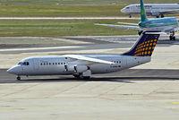 D-AEWO @ EDDF - BAe 146-300 [E3162] (Eurowings/Lufthansa Regional) Frankfurt~D 15/09/2007 - by Ray Barber