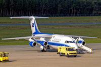 YR-BEB @ EDDN - BAe 146-200 [E2220] (Romavia) Nuremburg~D 14/09/2007