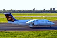 D-AEWE @ EDDL - BAe 146-200 [E2077] (Eurowings/Lufthansa Regional) Dusseldorf~D 15/09/2007 - by Ray Barber