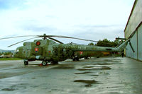 7520 @ LZPP - Mil Mi-8PPA Hip [9787520] (Slovak Air Force) Piestany~OM 11/09/2007