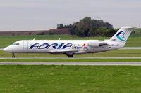 S5-AAF @ LOWW - Canadair CRJ-200LR [7272] (Adria Airways) Vienna-Schwechat~OE 13/09/2007