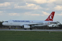 TC-JPI @ LMML - A320 TC-JPI Turkish Airlines - by Raymond Zammit