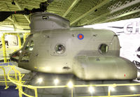 83-24104 - Preserved inside London - RAF Hendon Museum in Royal Air Force c/s... Ex. USAF - by Shunn311
