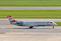 OE-LCJ @ LOWW - Canadair CRJ-200LR [7142] (Austrian Arrows) Vienna-Schwechat~OE 12/09/2007