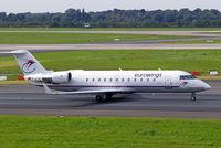 D-ACRG @ EDDL - Canadair CRJ-200LR [7630] (Eurowings) Dusseldorf~D 15/09/2007 - by Ray Barber
