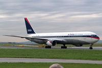 N1201P @ LOWW - Boeing 767-332ER [28458] (Delta Air Lines)  Vienna-Schwechat~OE 13/09/2007