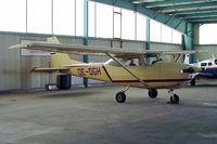 OE-DGH @ LOWW - Reims Cessna F.172D Skyhawk [0001] Vienna-Schwechat~OE 12/09/2007