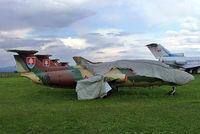 3408 @ LZPP - Aero Vodochody L-29 Delfin [993408] (Slovak Air Force) Piestany~OM 11/09/2007 - by Ray Barber