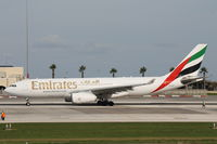 A6-EKY @ LMML - A330 A6-EKY Emirates Airlines - by Raymond Zammit