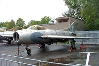 0414 @ LKKB - Mikoyan-Gurevich MiG-19S Farmer [150414] (Czech Air Force) Prague-Kbely~OK 08/09/2007 - by Ray Barber