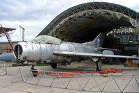 0412 @ LKVY - Mikoyan-Gurevich MiG-19S Farmer [150412] (Czech Air Force) Vyskov~OK 09/09/2007 - by Ray Barber