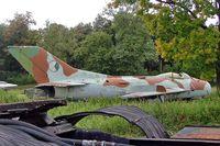 0423 @ LKVY - Mikoyan-Gurevich MiG-19S Farmer [150423] (Czech Air Force) Vyskov~OK 09/09/2007
