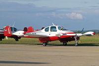 OK-OFB @ LKTB - LET L-200A Morava [170606] (Slovair) Brno~OK 09/09/2007