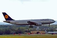 D-AIAY @ EDDF - Airbus A300B4-605R [608] (Lufthansa) Frankfurt~D 15/09/2007 - by Ray Barber