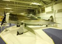 KL216 - Preserved inside London - RAF Hendon Museum - by Shunn311