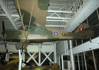 LB264 - Preserved inside London - RAF Hendon Museum - by Shunn311