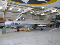 1112 @ KPSP - an AA-8 on a MiG-21 F ? - by olivier Cortot