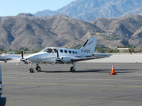 C-GCCG @ KPSP - Palm Springs in the morning - by olivier Cortot