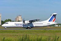 F-GVZM @ LFPG - Aerospatiale ATR-72-212A [590] (Air France) Paris-Charles De Gaulle~F 17/06/2009 - by Ray Barber