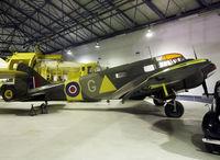 MP425 - Preserved inside London - RAF Hendon Museum - by Shunn311
