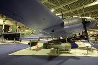 DD931 - Preserved inside London - RAF Hendon Museum - by Shunn311