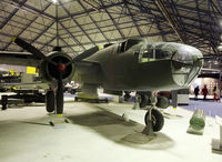 44-29366 - Preserved inside London - RAF Hendon Museum - by Shunn311