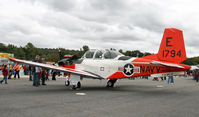 161794 @ 4N1 - This Turbo Mentor had plenty of admirers at a 2009 airshow at Greenwood Lake Airport.  I got the c/n from the manufacturer's plate on this aircraft. - by Daniel L. Berek