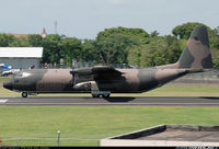 A-1326 - After engine and body retrofit, ready to service.  At Husen Sastranegara ( BDO ) air force base. - by Tommy P