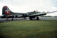 44-83872 @ CYQF - Displayed at the airshow at Red Deer, Alberta, Canada in 1997. - by Alf Adams