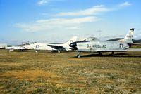 51-5896 @ GA65 - Shown on display at Mercer Field, Calhoun, Georgia in 1982. - by Alf Adams