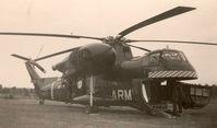 55-610 @ EBBT - Belgian Army Light Aviation Meeting at Brasschaat (Antwerp) on 1966-09-18. - by Raymond De Clercq