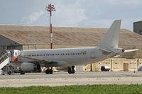 4L-AJF @ LMML - A320 4L-AJF Flyvista - by Raymond Zammit