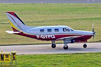 F-GYPQ @ EDNY - Piper PA-46-350P Malibu Mirage [4622013]  Friedrichshafen~D 03/04/2009
