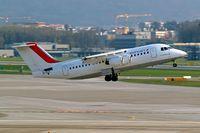 EI-RJA @ LSZH - BAe 146-RJ85 [E2329] (Cityjet) Zurich~HB 05/04/2009