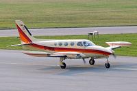 D-IBBK @ EDNY - D-IBBK   Cessna 340A [340A-0338] Friedrichshafen~D 04/04/2009 - by Ray Barber