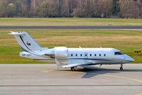 VP-CFT @ EDNY - Canadair 601-3A Challenger [5067] Friedrichshafen~D 03/04/2009