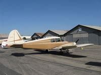 N1305P @ SZP - 1955 Piper PA-23-150 APACHE, two Lycoming O-320s 150 hp each - by Doug Robertson