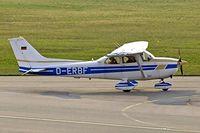 D-ERBF @ EDNY - R/Cessna F.172N Skyhawk [1904] Friedrichshafen~D 04/04/2009 - by Ray Barber