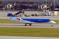 G-RJXM @ LSZH - Embraer ERJ-145MP [145216] (bmi Regional) Zurich~HB 05/04/2009