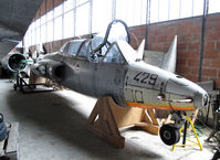 429 @ LFLN - Saint yan hangar - by olivier Cortot