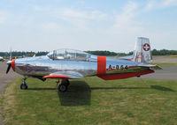 F-AZQQ @ LFLN - Saint Yan airshow - by olivier Cortot